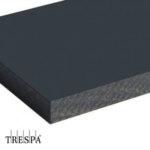 Trespa ® HPL Meteon A25.8.1 Antracietgrijs 6 mm