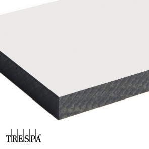 Trespa ® HPL Meteon A03.00 Zuiverwit 6 mm